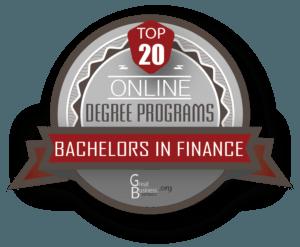 online finance degree programs