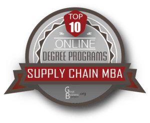 online mba in supply chain management