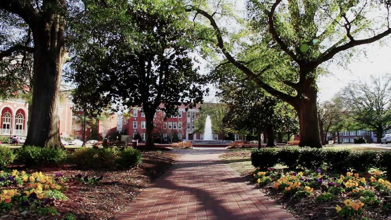 east carolina campus