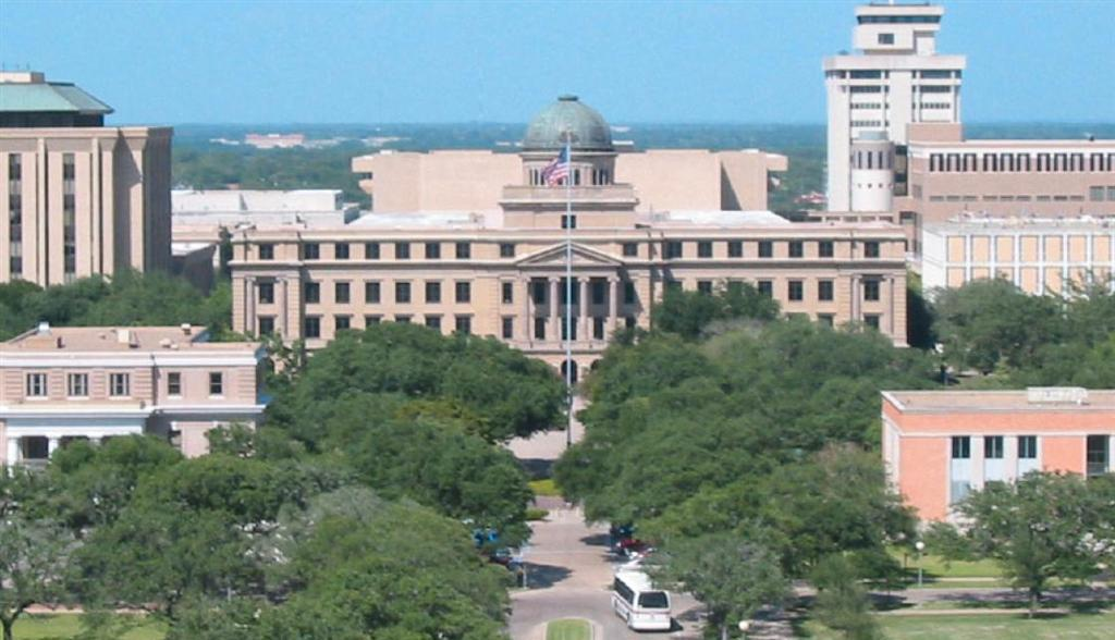 texas a and m college