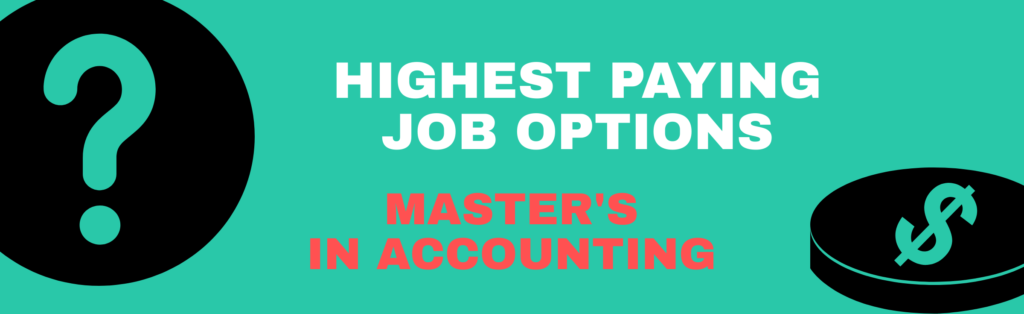 masters in accounting jobs