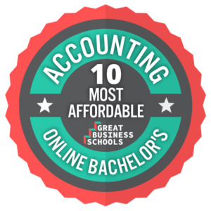 cheapest online accounting degree