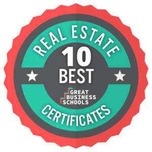 real estate development certificate