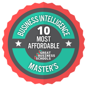 masters in business intelligence usa