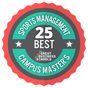 sports management masters