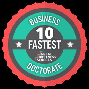fastest online doctorate