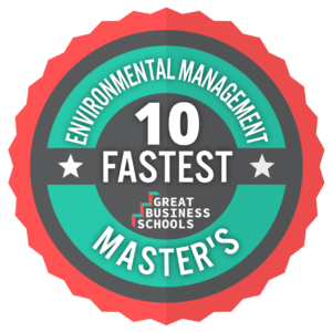 online masters in environmental management