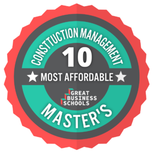 online masters in construction management