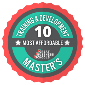 online masters degree in training and development